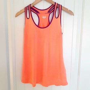 HIND Active Tank Top Ultralite Racerback Size S